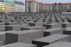 Holocaust Memorial, Berlin Stock Photos