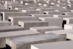 Holocaust Memorial Berlin Royalty Free Stock Photos