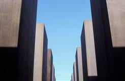 Holocaust memorial Berlin Stock Images