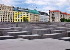 Holocaust Memorial, Berlin Royalty Free Stock Images