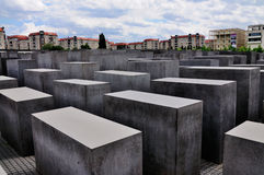 Holocaust Memorial, Berlin Royalty Free Stock Images