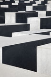 Holocaust memorial in Berlin Stock Photo