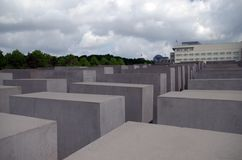 Holocaust memorial Stock Image