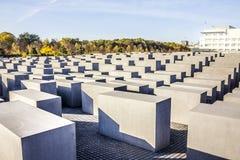 Holocaust memorial, Berlin Royalty Free Stock Image