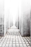 Holocaust Memorial Berlin concept photography Stock Photo