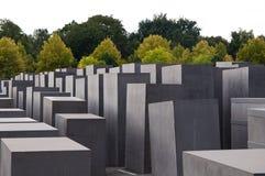 Holocaust Memorial, Berlin, Germany. royalty free stock photos