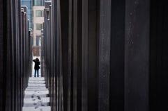 Holocaust memorial Stock Image