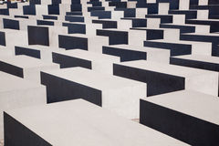 The Holocaust Memorial, Berlin Stock Images