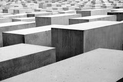 Holocaust- memorial Berlin Germany Stock Photo