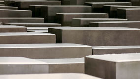 Holocaust Memorial, Berlin, Germany Stock Photography