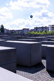 The Holocaust Memorial in Berlin Germany Royalty Free Stock Photos