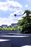 The Holocaust Memorial in Berlin Germany Royalty Free Stock Images