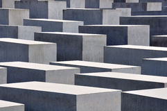 Holocaust Memorial, Berlin Germany Stock Photo