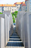 Holocaust Memorial, Berlin Germany Stock Photos
