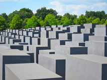 Holocaust Memorial, Berlin Germany Royalty Free Stock Images