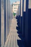 Holocaust Memorial in Berlin Stock Image