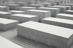 Holocaust Memorial Berlin Royalty Free Stock Photo
