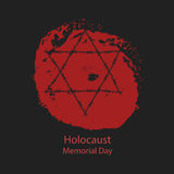Holocaust Memorial Day Royalty Free Stock Image