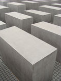 Holocaust Memorial Germany royalty free stock photography
