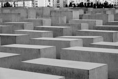 Holocaust Memorial Stock Images