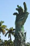 Holocaust Memorial in Miami, Florida Stock Photos