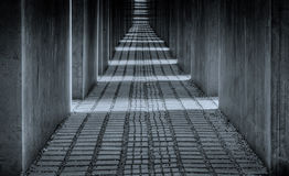 Holocaust Monument Berlin Royalty Free Stock Images