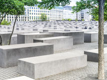Holocaust Monument Royalty Free Stock Photos