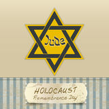 Holocaust remembrance day Stock Photo