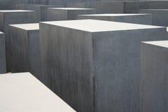 Holocaustdenkmal, Berlin Lizenzfreies Stockbild
