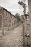 Holocauste Auschwitz commémoratif - Birkenau - Pologne photographie stock libre de droits