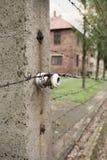 Holocauste Auschwitz commémoratif - Birkenau - Pologne photos stock