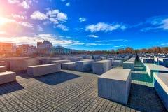 Holocauste Berlin commémoratif Allemagne photo libre de droits