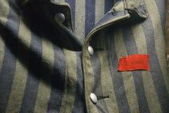 Holocauste uniforme images libres de droits
