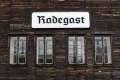 Holocaustgedenkteken Stock Foto