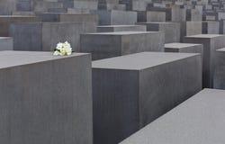 Holocaustgedenkteken Royalty-vrije Stock Foto