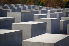 Holocaustgedenkteken, Berlijn stock afbeelding