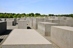 Holocaustgedenkteken, Berlijn stock afbeeldingen