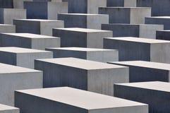Holocaustgedenkteken, Berlin Germany Royalty-vrije Stock Foto's