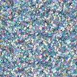 Holograficzna błyskotliwości tekstura bezszwowa kwadratowa tekstura Fotografia Royalty Free