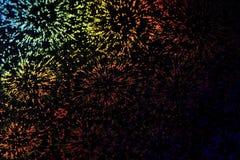 Holograficznej dyskoteki tęczy Abstrakcjonistyczny Błyszczący tło Zdjęcie Stock