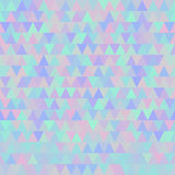 Hologramów trójboków tekstura Obraz Royalty Free