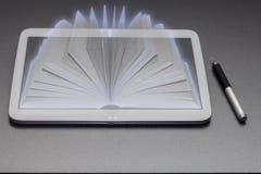 Hologram книги Стоковая Фотография RF