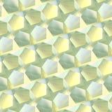 Hologram seamless texture Royalty Free Stock Photos