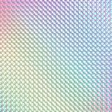 Hologram sticker_Beautiful reflection. Design Royalty Free Stock Images
