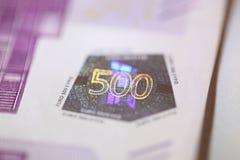 Holograma Fotografía de archivo libre de regalías