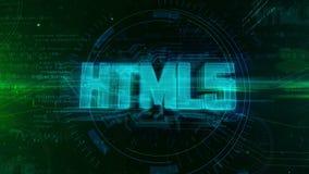 Holograma HTML5 libre illustration