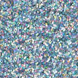 Holographic glitter texture. Seamless square texture. royalty free stock photography