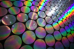 Holographic patterns Stock Photos