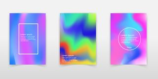 Holographic rainbow foil abstract background. colorful bright bl. Urry backdrop. urry backdrop stock illustration