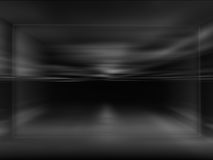 Holographic screen against blurred background Royalty Free Stock Photos